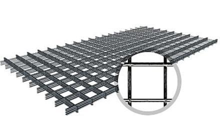 Сетка сварная в картах диаметр проволоки 2,5 мм